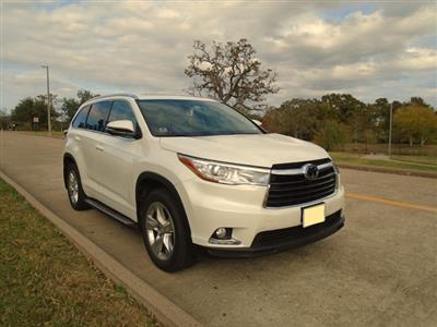 2015 Toyota Highlander lease in College Station,TX - Swapalease.com