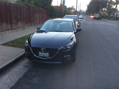 2015 Mazda MAZDA3 lease in Los Angeles,CA - Swapalease.com