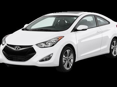 2014 Hyundai Elantra Coupe lease in orlando,FL - Swapalease.com