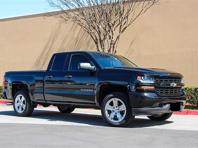 2016 Chevrolet Silverado 1500 lease in crowley,TX - Swapalease.com