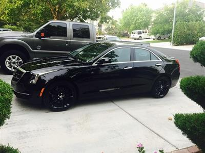 2015 Cadillac ATS lease in Las Vegas,NV - Swapalease.com
