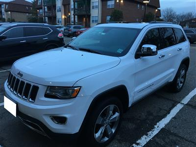 2016 Jeep Grand Cherokee lease in Iselin,NJ - Swapalease.com
