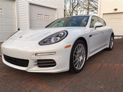 2016 Porsche Panamera lease in New London,CT - Swapalease.com