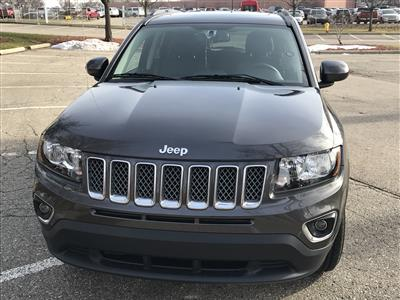 2017 Jeep Compass lease in city,MI - Swapalease.com
