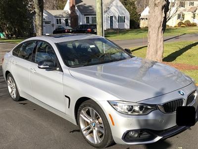 2016 BMW 4 Series lease in Wyckoff,NJ - Swapalease.com