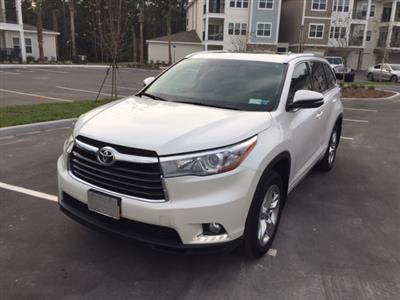 2016 Toyota Highlander lease in Ponte Vedra,FL - Swapalease.com