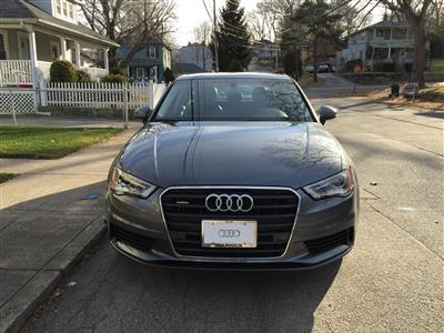 2015 Audi A3 lease in Stamford,CT - Swapalease.com