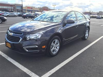 2016 Chevrolet Cruze lease in New York,NY - Swapalease.com