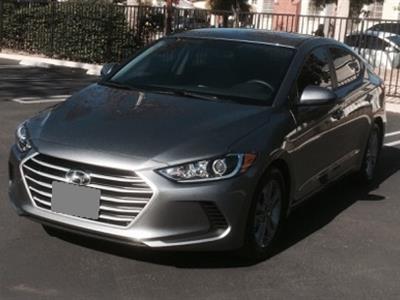 2017 Hyundai Elantra lease in Glendale,CA - Swapalease.com