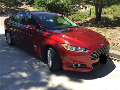 2016 Ford Fusion lease in Colorado Springs,CO - Swapalease.com