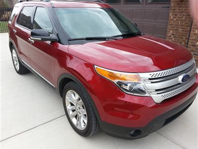2015 Ford Explorer lease in Murfreesboro,TN - Swapalease.com