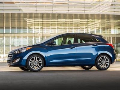 2016 Hyundai Elantra GT lease in Cincinnati,OH - Swapalease.com