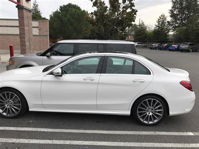 2015 Mercedes-Benz C-Class lease in San Jose ,CA - Swapalease.com