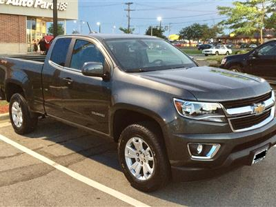2016 Chevrolet Colorado lease in Racine,WI - Swapalease.com