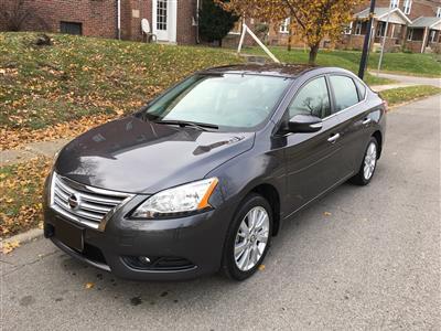 2015 Nissan Sentra lease in Cincinnati,OH - Swapalease.com