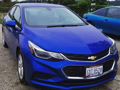 2016 Chevrolet Cruze lease in ZANESVILLE,OH - Swapalease.com
