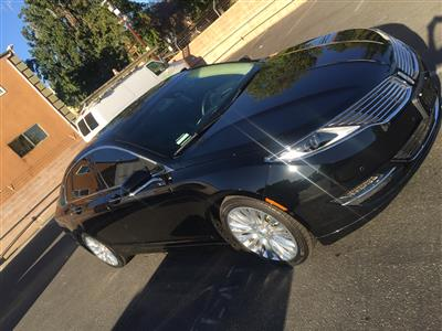2016 Lincoln MKZ lease in Sun Valley,CA - Swapalease.com