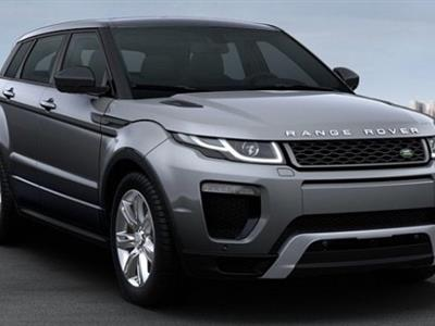 2016 Land Rover Range Rover Evoque lease in Seattle ,WA - Swapalease.com