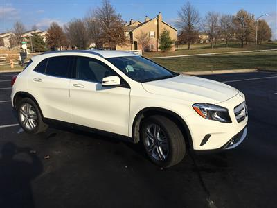 2016 Mercedes-Benz GLA-Class lease in Olathe,KS - Swapalease.com