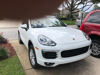 2016 Porsche Cayenne lease in Jacksonville,FL - Swapalease.com
