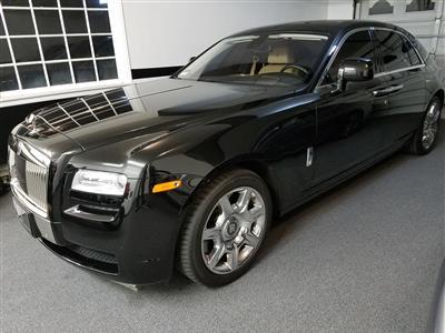 2011 Rolls-Royce Ghost lease in Norco,CA - Swapalease.com