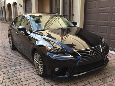 2016 Lexus IS 200t lease in Miami,FL - Swapalease.com