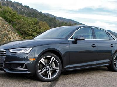2017 Audi A4 lease in Los Angeles,CA - Swapalease.com
