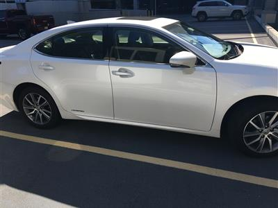 2016 Lexus ES 300h lease in Bronxville,NY - Swapalease.com