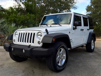 2016 Jeep Wrangler Unlimited lease in Boca Raton,FL - Swapalease.com