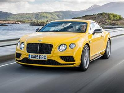 2016 Bentley Continental GT lease in Miami,FL - Swapalease.com