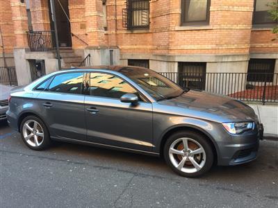 2016 Audi A3 lease in Hoboken,NJ - Swapalease.com
