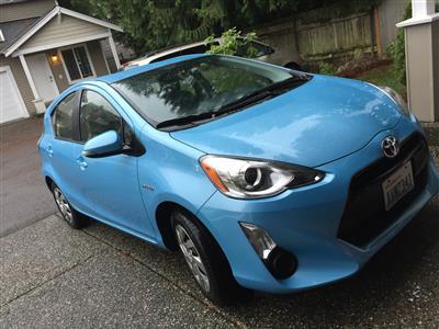 2015 Toyota Prius c lease in Everett,WA - Swapalease.com