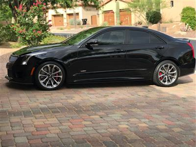 2016 Cadillac ATS-V lease in Chandler,AZ - Swapalease.com