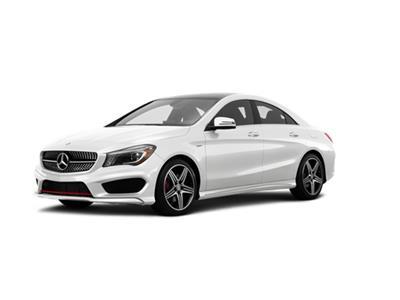 2016 Mercedes-Benz CLA-Class lease in Tulsa,OK - Swapalease.com