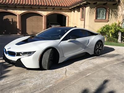 2016 BMW i8 lease in West Hills,CA - Swapalease.com