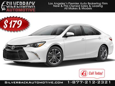 2017 Toyota Camry lease in Burbank,CA - Swapalease.com