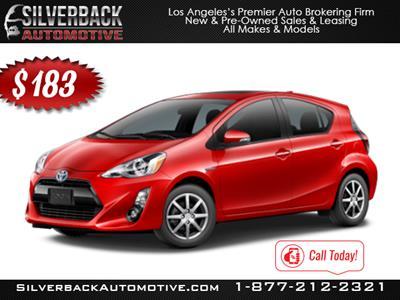 2017 Toyota Prius c lease in Burbank,CA - Swapalease.com