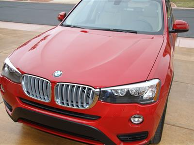 2017 BMW X3 lease in Ivins,UT - Swapalease.com