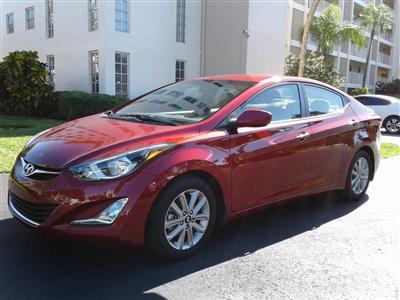2016 Hyundai Elantra lease in Pompano Beach,FL - Swapalease.com