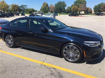 2017 BMW 5 Series lease in West Des Moines,IA - Swapalease.com