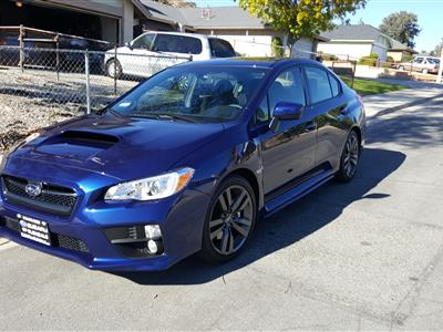 2016 Subaru Impreza WRX lease in Moreno Valley,CA - Swapalease.com