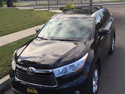 2015 Toyota Highlander lease in Los Angeles,CA - Swapalease.com