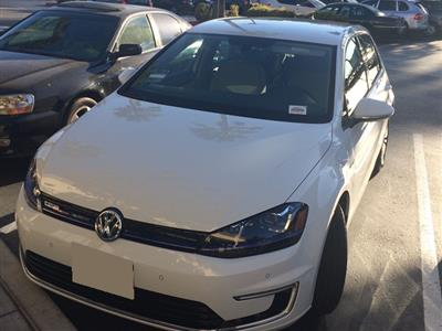 2015 Volkswagen e-Golf lease in Campbell,CA - Swapalease.com