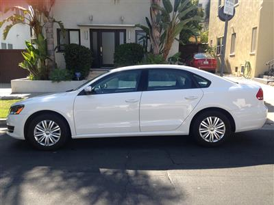 2014 Volkswagen Passat lease in Los Angeles,CA - Swapalease.com