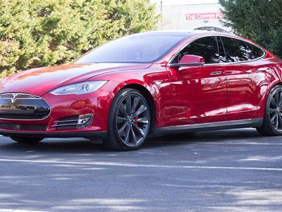 2015 Tesla Model S lease in Fayetteville,AR - Swapalease.com