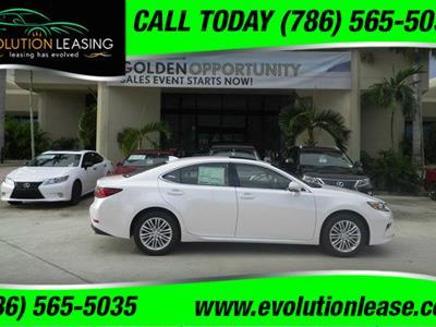 2017 Lexus ES 350 lease in North Miami Beach,FL - Swapalease.com