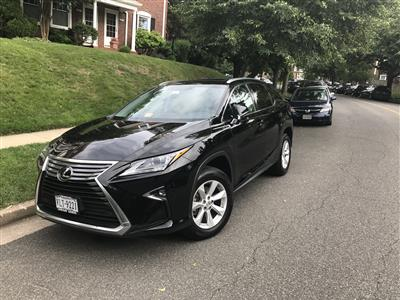 2016 Lexus RX 350 lease in arlington,VA - Swapalease.com