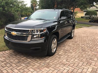 2016 Chevrolet Tahoe lease in Orlando,FL - Swapalease.com