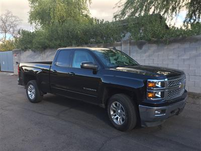 2015 Chevrolet Silverado 1500 lease in Phoenix,AZ - Swapalease.com