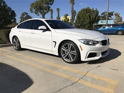 2014 BMW 4 Series lease in Gardena,CA - Swapalease.com